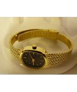 Waltham Quartz Battery Ladies Gold-tone Watch  - $39.98