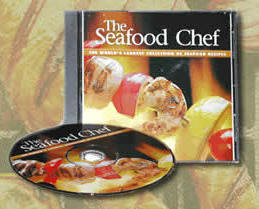 The Seafood Chef  (CD-ROM)  New!