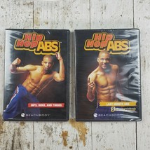 Hip Hop ABS The Ultimate AB Shaun T's 2 DVDs New Sealed - $17.99