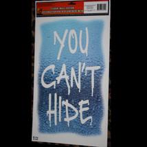 Gothic Halloween Horror Prop-YOU CAN'T HIDE-Floor Wall Grabber Window De... - $3.93