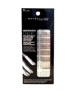 Maybelline Limited Edition Color Show Fashion Prints Nail Stickers - 40 ... - $11.99