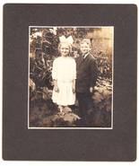 Vintage Card Photo Little Girl Boy Plainfield NJ New Jersey - $4.95