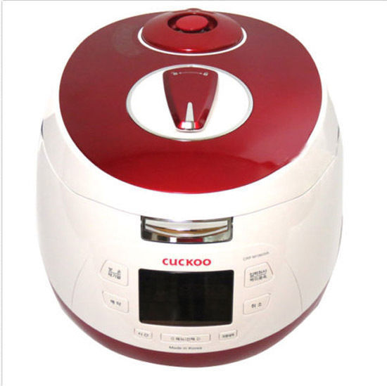 CUCKOO CRP-M1060SR Electric Rice Cooker For 10 Persons 220V WIth Lock Button