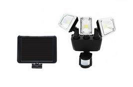 Nature Power Solar Security Light 1200 - $91.63