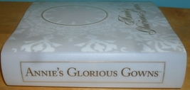 Annie's Glorious Gowns Crochet Pattern 3 Ring BINDER~Binder Only~REDUCED! - $10.99