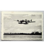 WW2 German Original Photo Blohm & Voss HA 139 aircraft - $5.00