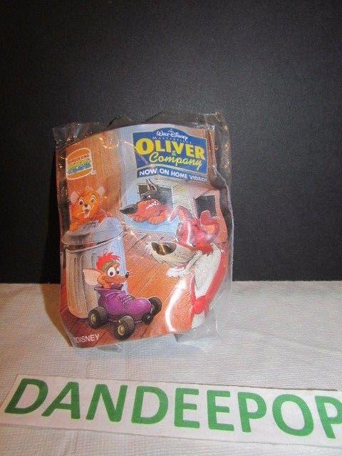 Burger King Kids Club Disney Oliver & and 50 similar items