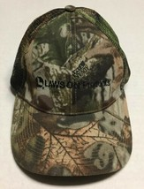 Lawson Products Hat Automotive Equipment Auto Cap Camo Hunting Chicago I... - $19.79