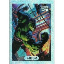 1994 Marvel Masterpieces Series 3 - HULK #4 Holofoil Subset - $0.99
