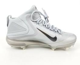 online store e734b a9a2e Nike Zoom Trout 3 ASG Baseball Cleats Metal 856503-001 Gray Silver, Men