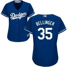 Youth Los Angeles Dodgers #35 Cody Bellinger Navy Blue Stitched Baseball... - $35.99