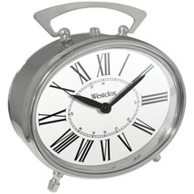 Westclox 75064 Metal Bell Tabletop Alarm Clock - $30.14