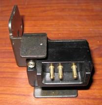 Kenmore 3 Pin 4 ScrewTerminal Body with Mount & Screws For Free Arm Machine - $9.00