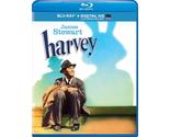 HARVEY BLU-RAY DVD + Digital Copy + UltraViolet JIMMY STEWART INVISIBLE RABBIT