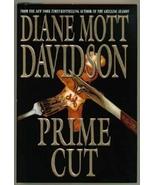 Prime Cut Diane Mott Davidson HCDJ 1st ed/1st print - $6.00