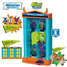 Monsters University Slimy Figurines Storage Unit Frat House 239078 - New - $21.77
