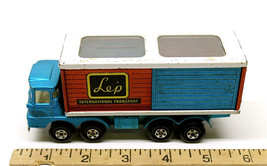 Vintage 1971 Lesney Matchbox Super Kings K14 Freight Liner Die Cast Scam... - $20.56