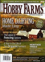 Hobby Farms magazine Oct 2006 ORGANIC FARMERS H... - $9.99