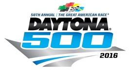 Daytona 500  2016 Logo  58th Annual Great American Race 2.5 x 4.5 Fridg... - $4.99