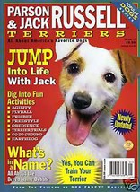 Parson & Jack Russell Terriers of Dog Fancy Magazine SMALL BODY BUSY MIN... - $9.99