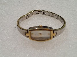 ANNE KLEIN QUARTZ STAINLESS STEEL WATCH GIFT *NEEDS BATTERY* - $5.94