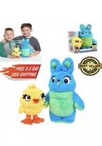 Disney Pixar Toy Story 4 Ducky-Bunny Scented Friendship Plush Toy Set NE... - $24.64