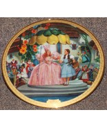 "1997 The Wizard Of Oz ""Greeting Dorthy"" Porcela... - $34.99"