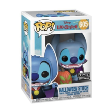 Funko Pop! Disney Halloween Stitch comme Dracula Fye Exclusif Neuf avec ... - $26.99