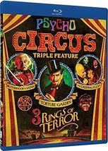 Psycho Circus - Brotherhood of Satan, Torture Garden, Creeping Flesh [Blu-ray] image 1