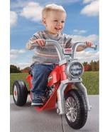 Power Wheels Motorcycle Lil Harley Davidson Bat... - $734.49