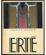 Erte [Paperback] by Charles Spencer - $10.80