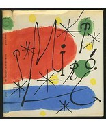 Joan Miro [Hardcover] by James Thrall Soby - $23.40
