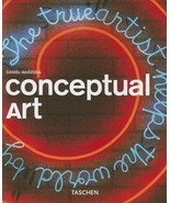 Conceptual Art (Basic Art) [Paperback] by Marzona, Daniel; Grosenick, Uta - $9.90