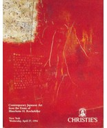 Contemporary Japanese Art from the Estate of Blanchette H. Rockefeller b... - $19.90