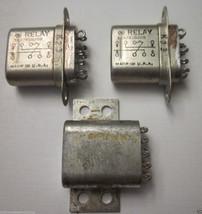 Lot 2 GE Relay 3S2791G200 K23 110 T SC10 Plus 1 Relay - $8.90