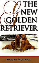 The New Golden Retriever Book by Marcia Schlehr 1996 Hardcover History a... - $14.84