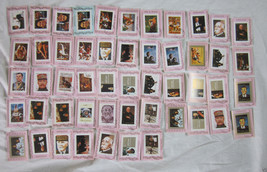 Over 250 USED Umm Al Qiwian Stamps Insects Animals Heads of State Art - $40.09