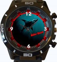 Killer Shark New Gt Series Sports Unisex Watch - $34.99