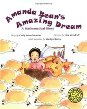 Amanda Bean's Amazing Dream (Marilyn Burns Brainy Day Books) Neuschwande... - £25.37 GBP