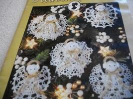Crocheted Christmas Ornaments  - $4.00