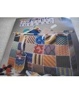 Plastic Canvas Tote Bag Pattern - $5.00