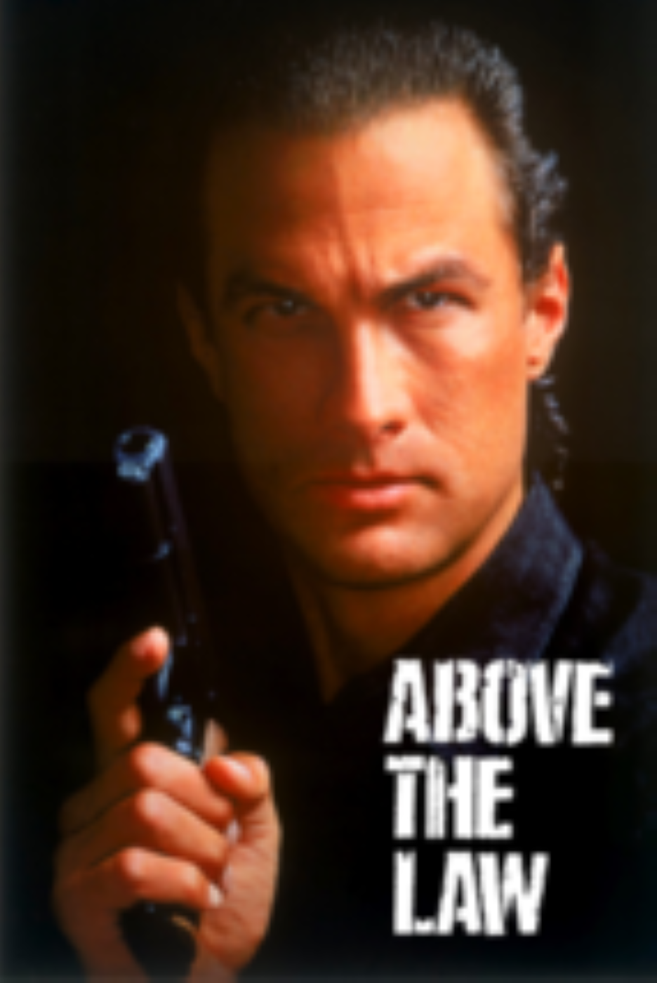 Above the Law Vhs