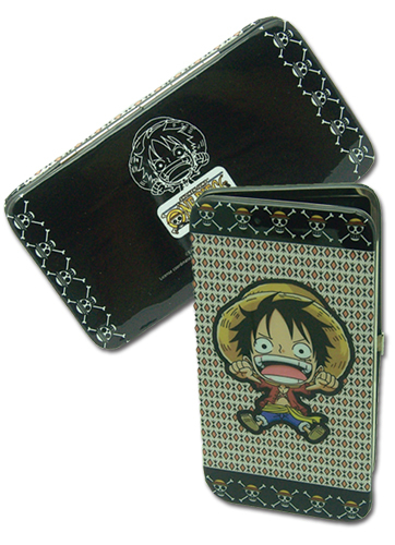 Primary image for One Piece: SD Luffy Hinge Wallet GE61036 NEW!