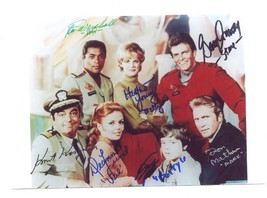 Land of the Giants Photo 4x6 RARE ALL SIGNED! Reprint Autographed Deanna... - $1.99