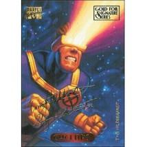 1994 Marvel Masterpieces Series 3 - CYCLOPS #25 Gold Foil Signature Set - $0.29