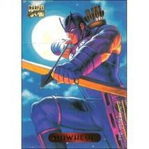 1994 Marvel Masterpieces Series 3 - HAWKEYE #49 - $0.20