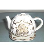 Partylite Tea Pot Tea Light Burner - $14.00
