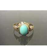 Antique Victorian 10K Solid Yellow Gold Natural... - $145.00