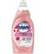 Dawn Ultra Gentle Clean Dishwashing Liquid Soap, Pomegranate & Rose - 24... - $15.90