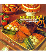 Vintage Norelco Microwave Oven Cookbook - Hardcover - $14.00